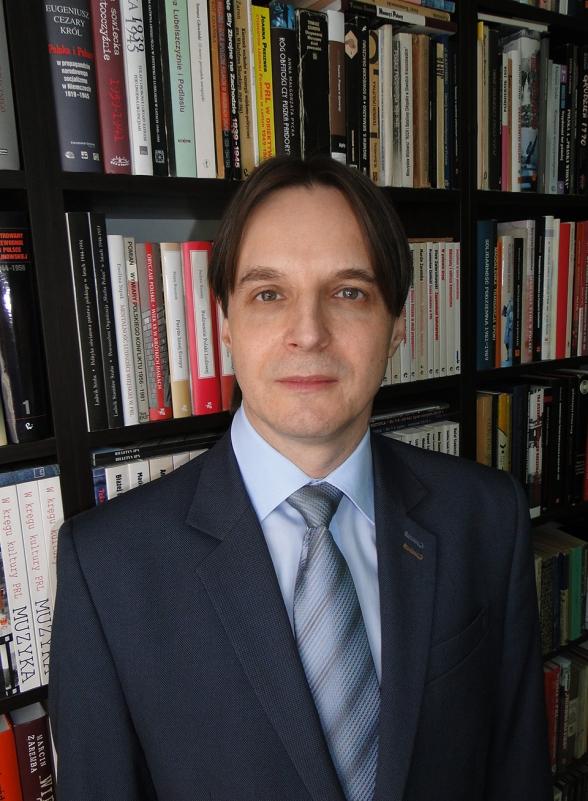 dr hab. Mariusz Mazur