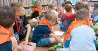 Lato z Biblioteką - warsztaty detektywistyczne