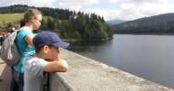 Zapora na Jeziorze Czerniańskim