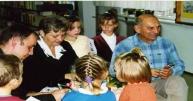 Cała Polska Czyta Dzieciom 2002 m.in. dr Jan Koczenasz