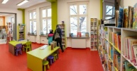 Biblioteka po remoncie