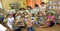 Lato z biblioteką 2010