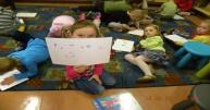 Przedszkolaki w bibliotece 2010