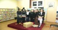 Skrzaty, strzygi, czarodzieje-finał konkursu plastycznego