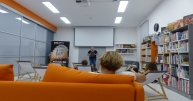 Wrześniowe spotkanie Bibliotecznego Klubu Filmowego