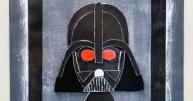 """III miejsce – Tobiasz Farana 15 l., Chałupki – """"Star Wars. Darth Vader"""""""