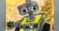 "Juliusz Bułka 13 l., Racibórz – ""Wall-E"""