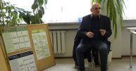 Marian Gasilewski – prezes zarządu Polskiego Związku Działkowców w Raciborzu