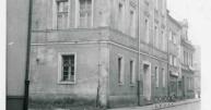 ul. Panieńska 12 (obecnie Chopina) - pierwsza siedziba biblioteki