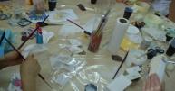 Decoupage. Sztuka zdobienia