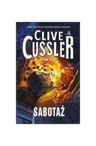 Clive Cussler, Justin Scott-Sabotaż
