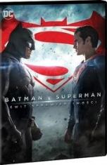 Zack Snyder-Batman v Superman. Świt sprawiedliwości