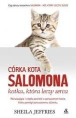 Sheila Jeffries-[PL]Córka kota Salomona : kotka, która leczy serca