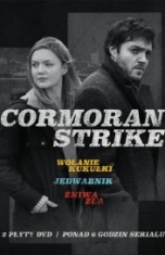 Michael Keillor, Kieron Hawkes, Charles Sturridge-Cormoran Strike