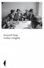 Krzysztof Varga-Czardasz z mangalicą