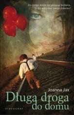 Joanna Jax-Długa droga do domu