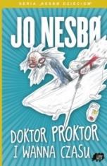 Jo Nesbo-Doktor Proktor i wanna czasu