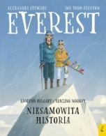 Alexandra Stewart -Everest : niesamowita historia