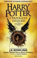 J.K. Rowling, John Tiffany, Jack Thorne-Harry Potter i przeklęte dziecko