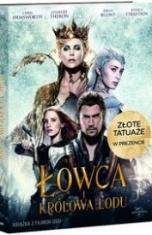 Cedric Nicolas-Troyan-Łowca i Królowa Lodu