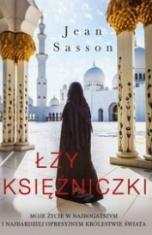 Jean Sasson-[PL]Łzy księżniczki