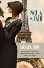 Paula McLain-[PL]Paryska żona