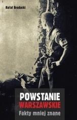 Rafał Brodacki-[PL]Powstanie warszawskie : fakty mniej znane