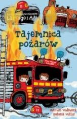 Martin Widmark, Helena Willis-Tajemnica pożarów