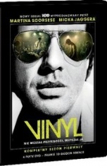 Martin Scorsese, Mick Jagger-Vinyl