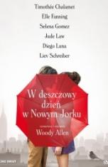 Woody Allen-W deszczowy dzień w Nowym Jorku