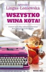 Agnieszka Lingas-Łoniewska-[PL]Wszystko wina kota!