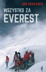 Jon Krakauer-Wszystko za Everest