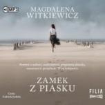 Magdalena Witkiewicz-Zamek z piasku