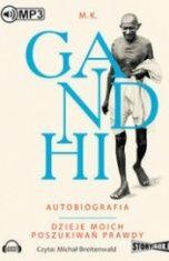 M. K. Gandhi-Autobiografia. Dzieje moich poszukiwań prawdy