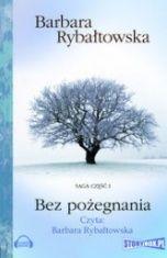 Barbara Rybałtowska-Bez pożegnania