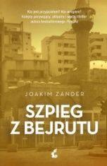 Joakim Zander-Szpieg z Bejrutu