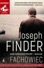 Joseph Finder-[PL]Fachowiec