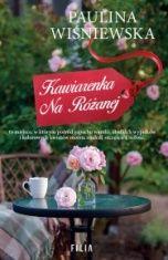 Paulina Wiśniewska-Kawiarenka na Różanej