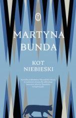 Martyna Bunda-Kot niebieski