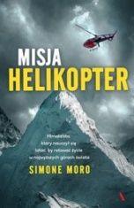 Simone Moro-Misja helikopter