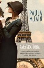 Paula McLain-Paryska żona