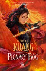 Rebecca F. Kuang-[PL]Płonący Bóg