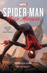 Brittney Morris-Spider-Man. Miles Morales. Skrzydła furii
