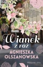Agnieszka Olszanowska-Wianek z róż
