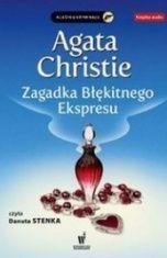 Agata Christie-[PL]Zagadka Błękitnego Ekspresu