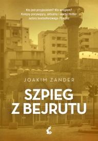 Joakim Zander-[PL]Szpieg z Bejrutu