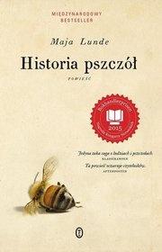 Maja Lunde-Historia pszczół