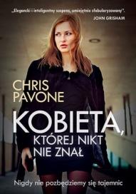 Chris Pavone-Kobieta, której nikt nie znał