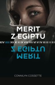 Connilyn Cossette-Merit z Egiptu