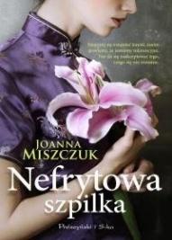 Joanna Miszczuk-Nefrytowa szpilka